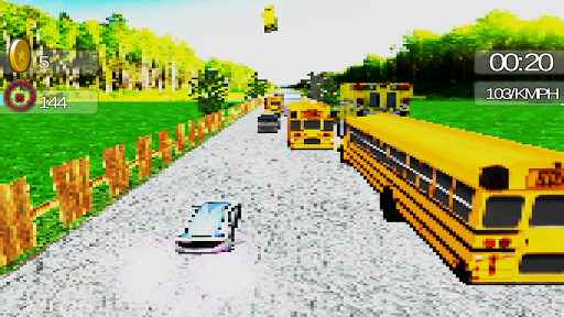 Car Racing 1980 1.0 screenshots 3