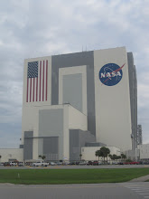 Photo: The Vehicle Assembly building, used for Saturn rockets and Space Shuttles