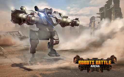 Robots Battle Arena screenshot 5