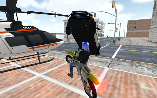 motocross racing star -ultimate police game 1.22 screenshots 1