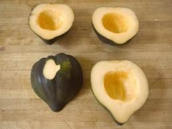 Squash Prep: Cut each squash in 1/2. Remove seed and stuff. With a sharp knife,...