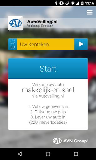 Verkoop Service Autoveiling.nl