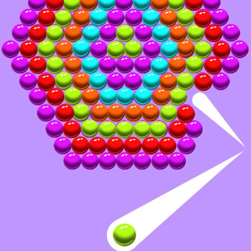 休闲のバブルのシューティングゲームの魔法の世界 LOGO-HotApp4Game