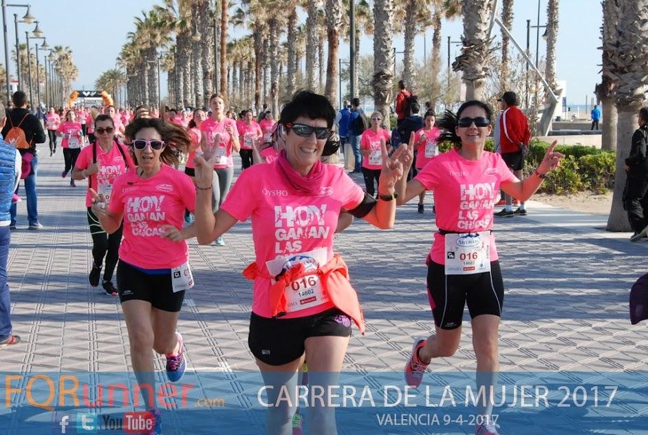 Carrera de la Mujer 2017 Valencia