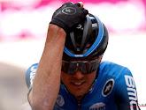 Grote ontgoocheling bij Ben O'Connor en NTT na het mislopen van de ritzege