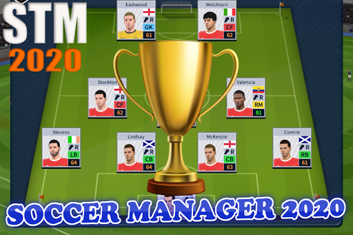 Soccer Top Manager 2020 - Parties de football APK MOD – Monnaie Illimitées (Astuce) screenshots hack proof 1