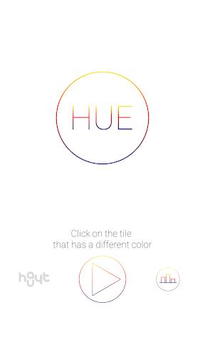 HUE screenshot 1