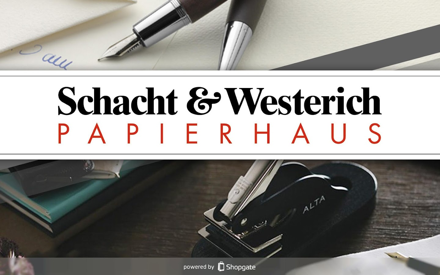 Schacht & Westerich- screenshot