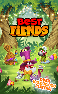 Best Fiends - Free Puzzle Game Screenshot