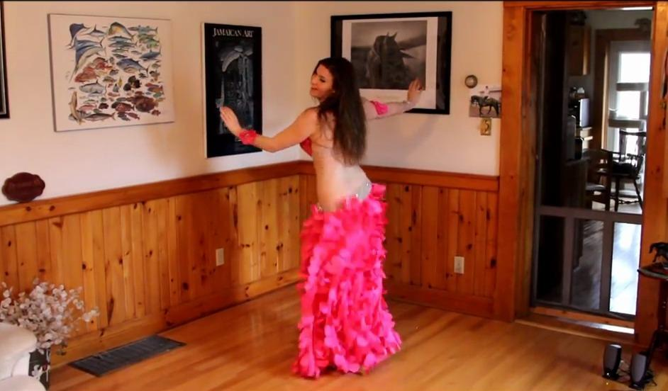 Sensual Belly Dance at Home- screenshot