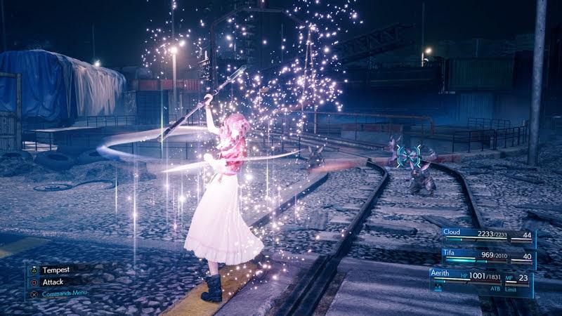 Final Fantasy VII Remake Red XIII