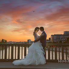 Wedding photographer Kayan Wong (kayan_wong). Photo of 02.10.2018