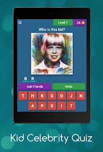 Download Kid Celebrity Quiz For PC Windows and Mac apk screenshot 6