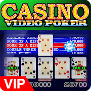Casino Video Poker Deluxe VIP