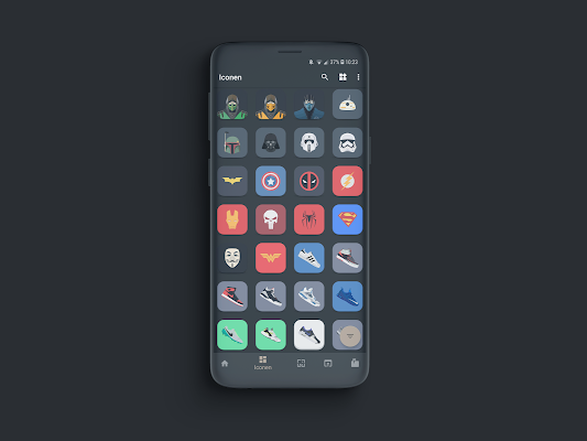 Eclectic Icons Screenshot Image