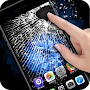 Cracked Screen pranks: Theme for IPhone 7 APK icon