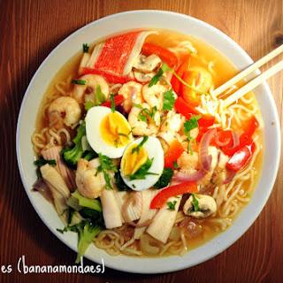 Ponyo Noodles