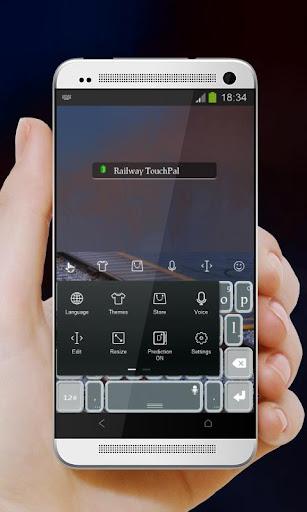 玩個人化App|鐵路 TouchPal免費|APP試玩