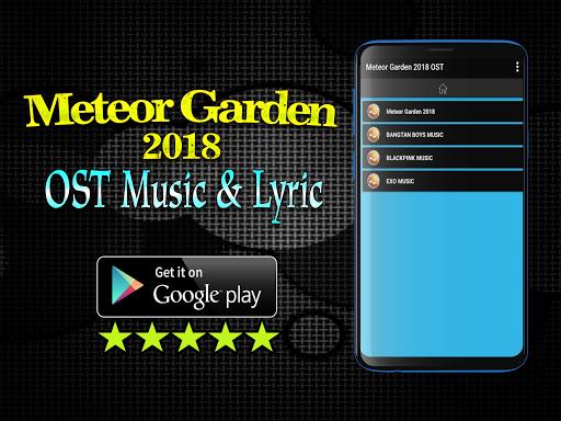 Meteor Garden 2018 OST Mp3 Music Lyrics app (apk) free download for