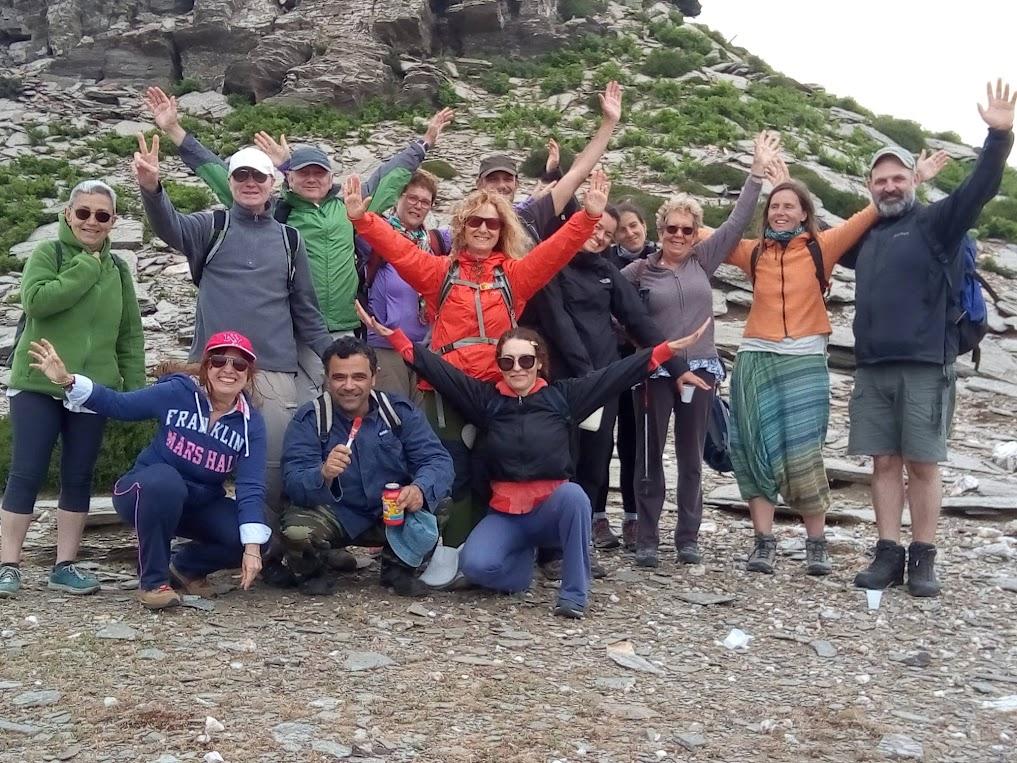 Trail of Atheras Volunteers Groupshot