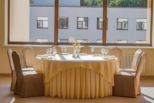 Свадебная площадка в «AMAKS Курорт «Новая Истра»» за городом в Подмосковье 2