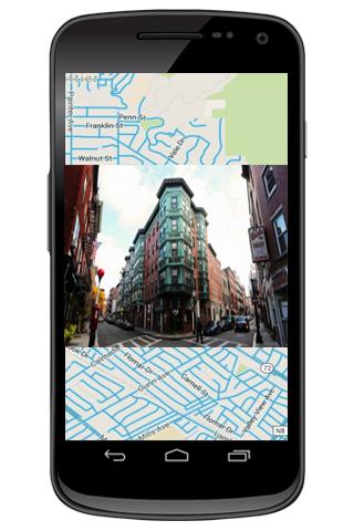 街景 GPS