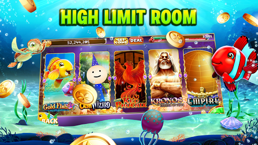 Gold Fish Casino Slots - FREE Slot Machine Games screenshot 7