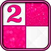 Pink Piano Tiles 2