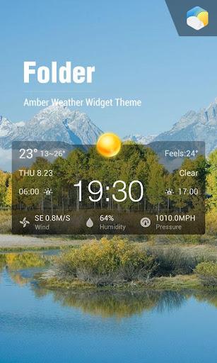 100+免費高清桌面小工具 HD Widgets Free