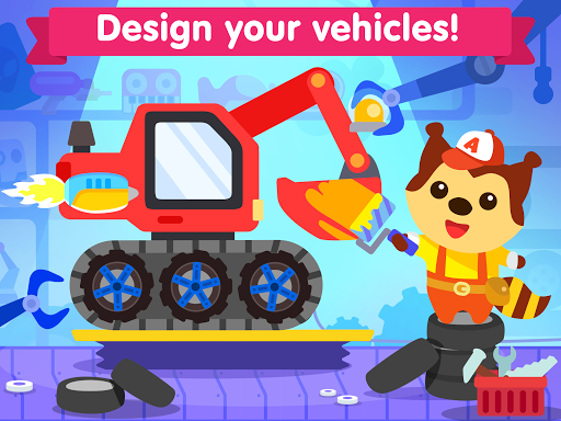 Car game for toddlers: kids cars racing games 2.6.0 screenshots 10