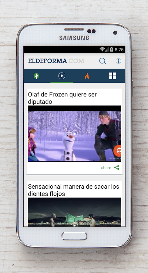 El Deforma- screenshot