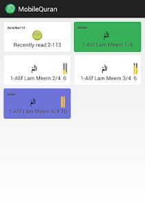 Lastest MobileQuran : Quran 15 Lines APK