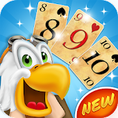Golf Solitaire Tournament: Fun & Free Card Game icon