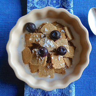 Cinnamon Coconut Crisps Cereal