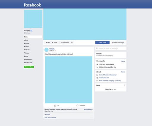 Facebook mockup templates: Download these cool mockups