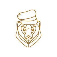 Cow by Bear San Diego logo
