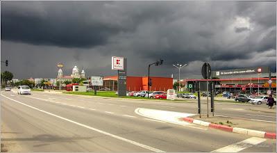 Photo: Turda, Calea Victoriei,  microraion 3  - 2019.05.30