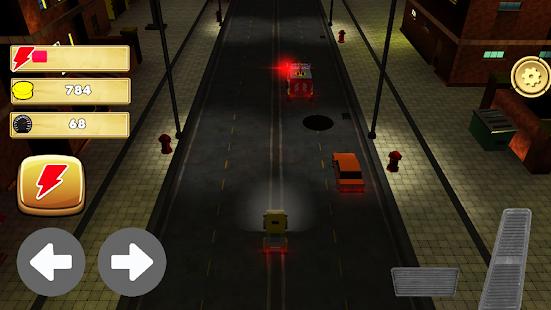 Toy Car Traffic Racing:Toon Cars 2018 screenshot