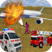 Airplane Crash Rescue free