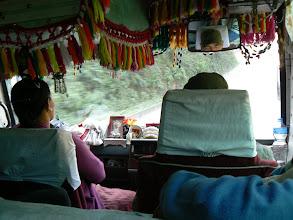 Photo: Fahrt Kathmandu Gorkha