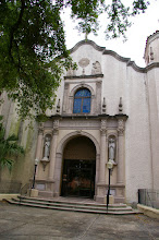 Photo: Corpus Christi Church, where many SBS taught in the school.