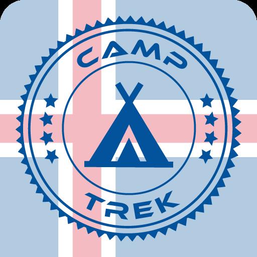 Camp Trek - Iceland