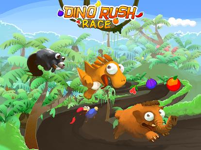 Dino Rush Race 14