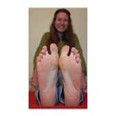 Tickle Feet Sasha