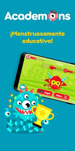 Academons Primaria - juegos educativos para niu00f1os screenshots 7