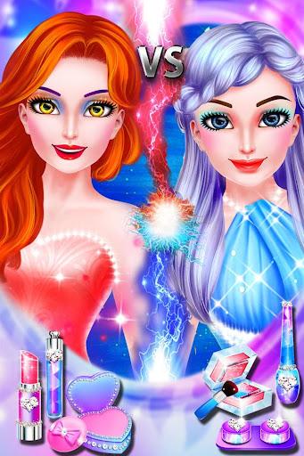 Ice VS Fire Princess Makeup 1.0.2192 screenshots 8