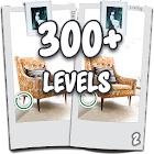 Find the difference 300 level Spot the differences icon