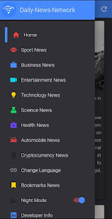 Daily News Network for PC-Windows 7,8,10 and Mac apk screenshot 6