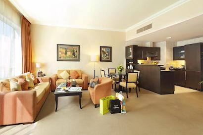 Electra Street Serviced Apartment, Al Zahiyah