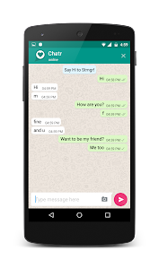 Stranger Chat screenshot 2